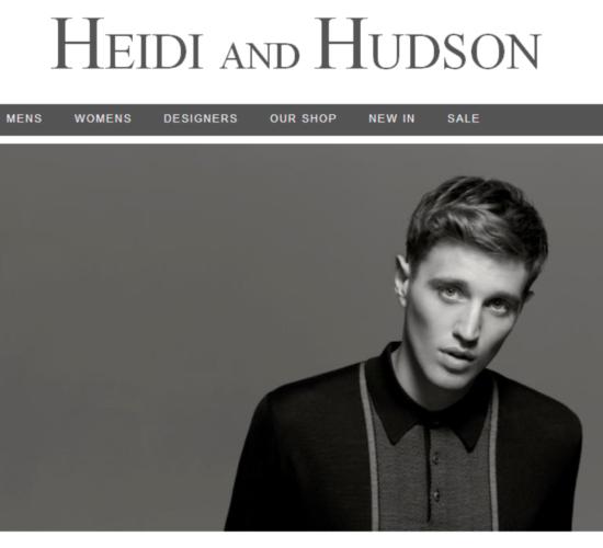 Heidi & Hudson
