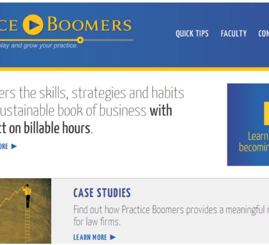 Practice Boomers